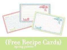 Recipe Cards Templates 99 Best Recipe Card Templates Images Printable Recipe Cards