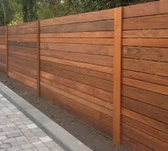 Awesome Horizontal Wood Fence 52 With Additional Interior Design Ideas With  Horizontal Wood Fence