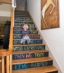 31 brilliant stairs decals ideas