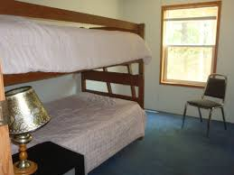 Nice Second Bedroom In The Trailer Has A Double Bed And Closet For Your Clothes.