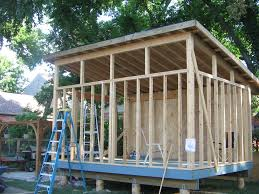 Flat Roof Shed Design Pictures 12x16 House Designs Got The Roof Deck On Finally