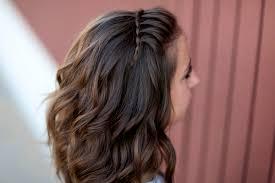 Hairstyle Waterfall diy faux waterfall headband cute girls hairstyles 8412 by stevesalt.us