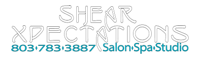 shear xpectations salon and spa in columbia sc contact