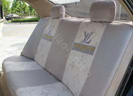 louis vuitton car seat cover nar
