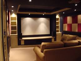 basement home theater room. basement home theater design ideas racetotop best style room