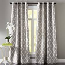 Choosing New Curtains? Should You Choose A Pattern Or Plain?