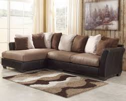 Gray Sectional Sofa Ashley Furniture Centerfieldbar Sofas Earth