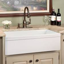 Kitchen Sinks  Adorable Apron Kitchen Sinks Copper Farm Sink Barn Style Kitchen Sinks