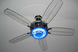 cool ceiling lighting. Image Of: Unusual Ceiling Fans Blue Neon Light Cool Lighting
