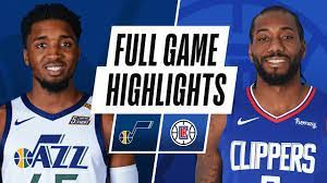 JAZZ at CLIPPERS   FULL GAME HIGHLIGHTS   December 17, 2020 - The Global  Herald