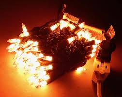 Halloween Candy Corn String Lights