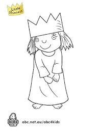 pictures to print and colour for kids. Interesting Kids Little PrincessLittle Princess On Pictures To Print And Colour For Kids R