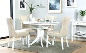 white round dining table set fallhomedecorinfo white round dining table set for 4 dining table sets round white