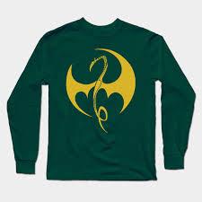 Iron fist t shirts