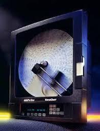 Partlow Mrc 5000 Circular Chart Recorder Versachart Circular Chart Recorder Partlow Mrc 9000