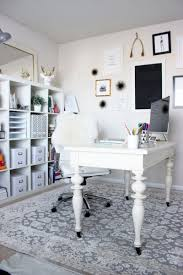 chic home office design home office. Blogger Home Office Chic Design