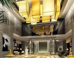 Lobby Hotel Interior Design | Modern Interior Design