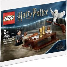 เลโก้ LEGO Harry Potter 30420 Harry Potter and Hedwig: Owl Delivery