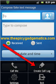 The Free Android Logs On Phone Sms Call Create Fake How App To wC0qxF