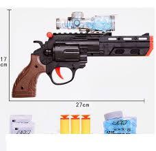 ball shooter. super gel ball nerf shooter blaster xh088