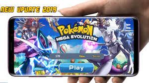 New Pokemon Game ! Pokemon Mega Eevelation New Update For Android ...