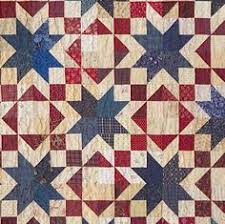 A Quilting Life - a quilt blog: Quilted Works | Star Quilts ... & quilt patterns -stars and stripes quilt pattern | patriotic quilt pattern  by annette Adamdwight.com
