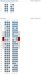 American Airlines 738 Seating Chart How To Tell If Youre Going To Be Stuck On A Cramped Aa