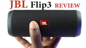 Jbl Flip 3 Bluetooth Speaker Specs
