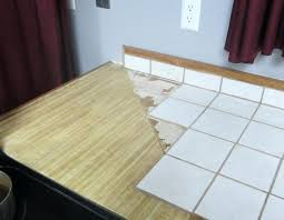 covering tile countertops photo 1 of goth it yourself kitchen makeover counter repair attractive with laminate