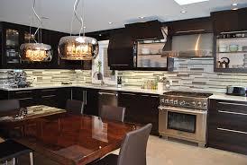 custom modern kitchen cabinets. Dark Dmdern Kitchen Bamboo Cabinet Doors Custom Modern Cabinets N