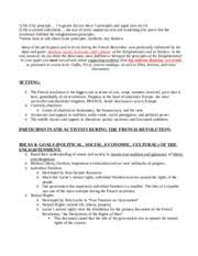 french revolution study resources 20 pages history essay draft
