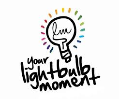Image result for a light bulb moment