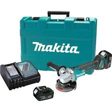 makita cordless grinder. makita 18-volt lxt lithium-ion 4-1/2 in. cordless grinder b