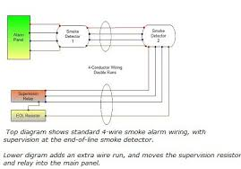smoke detector wiring diagram wiring diagram electrical wiring diagram smoke detectors nilza
