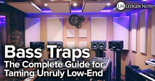 bass traps the complete guide for