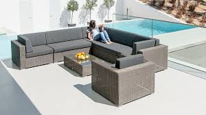 monte carlo 2 seater modular sofa