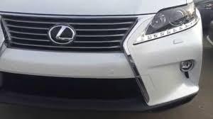 2014 Lexus Rx 350 Color Chart 2015 Lexus Rx 350 Awd White On Saddle Tan Review