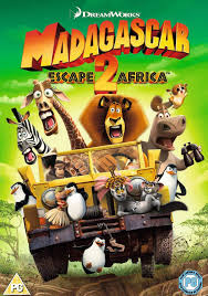 Small Picture Madagascar Escape 2 Africa DVD Amazoncouk Ben Stiller