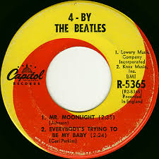 Image result for mister moonlight the beatles