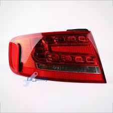 Left Brake Light Audi A4 Details About Rear Left Outer Side Tail Light Led Brake Lamp For Audi A4 B8 09 12 8k5945095b