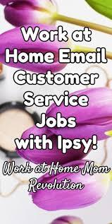 best ideas about customer service jobs make work at home email customer service jobs ipsy