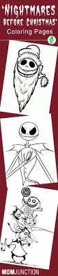 Top 25 Nightmare Before Christmas Coloring