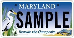 new car plate releaseAgricultural or Chesapeake Bay license plates