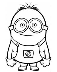 Small Picture Stuart The Minion Coloring Pagesgif coloring sheets Pinterest