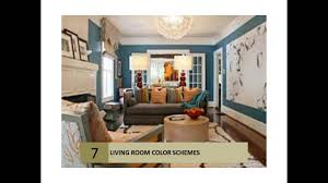 Living Room Paint Scheme Top Living Room Color Scheme Palettes Youtube