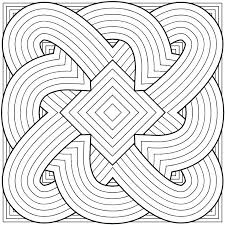 Free Printable Geometric Coloring Pages Coloring Pages Patterns ...
