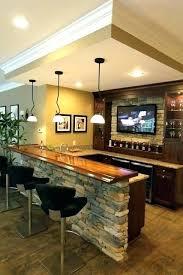 Build A Kitchen Bar Table