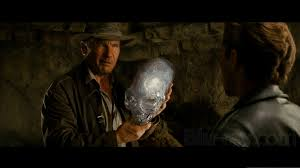 indiana jones and the kingdom of the crystal skull skull. Indiana Jones And The Kingdom Of Crystal Skull Marks First Steven Films To Arrive On Bluray High Definition Inside