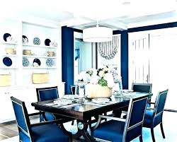blue dining room chairs. Blue Tufted Dining Chair Astonishing Navy Chairs . Room