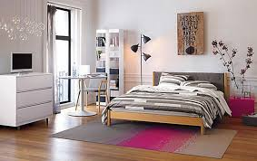 modern bedrooms for teenagers. Perfect Bedrooms Modern Bedroom Ideas For Todayu0027s Teenage Girl  White Wall Wooden Floor  Grey Pink Rug And Bedrooms For Teenagers